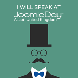 Joomla Day UK Speaker icon